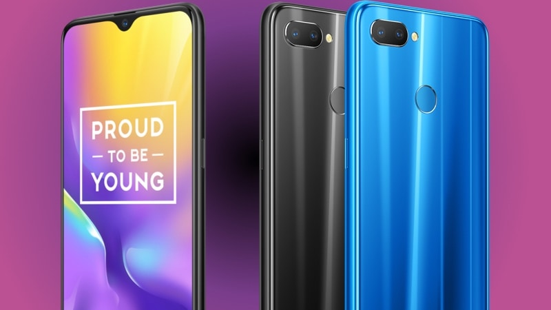 Realme U1 launched in India, prices start Rs 11,999