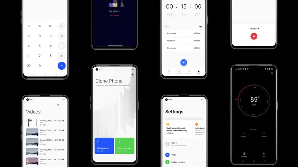 Realme UI 3.0 Based on Android 12 Unveiled; Brings Smoother Experience, Enhanced Customisations