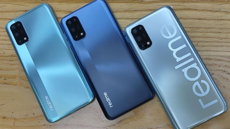 Realme V5 Confirmed to Sport 5,000mAh Battery and 7nm 5G Processor, Live Photos Leaked