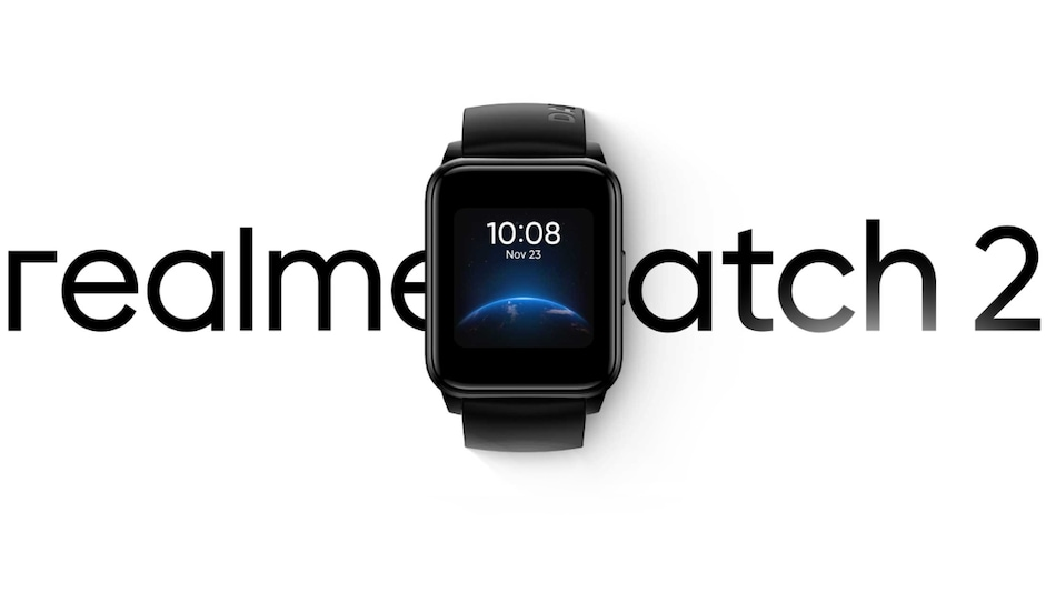 Realme Watch 2 With 12-Day Battery Life, Heart Rate Monitor Launched