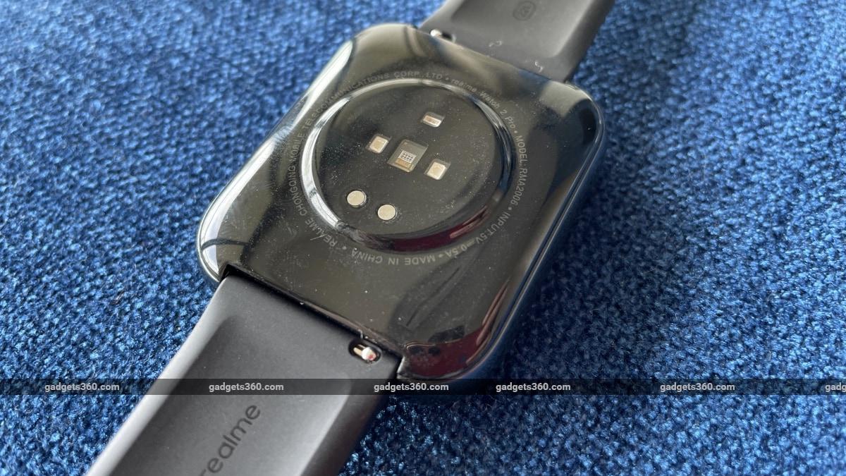 realme watch 2 pro review back Realme