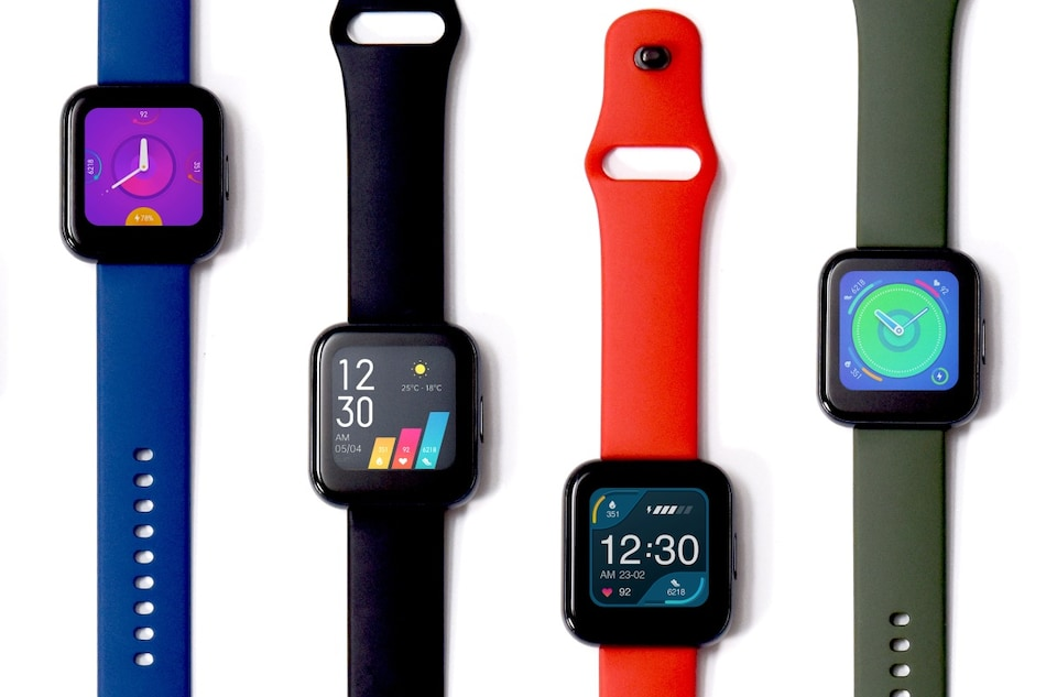 Realme Watch, Realme Band Getting New Watchfaces via Software Update in India