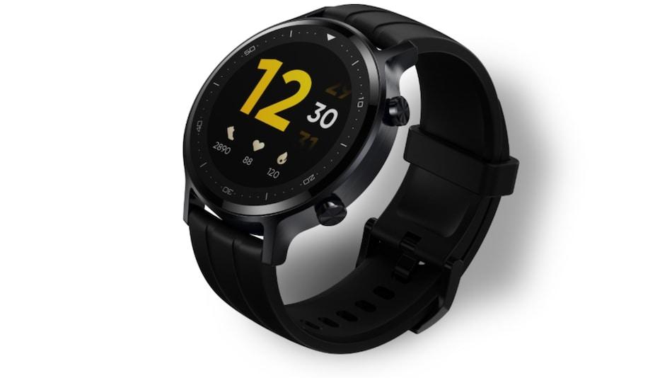 Realme Watch S सर्कुलर डायल डिज़ाइन के साथ लॉन्च, जानें अन्य खूबियां