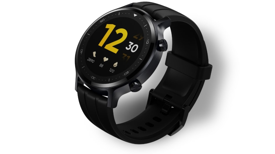 Realme Watch S With Circular Design, Heart Rate Monitoring Launched: Price and Specifications