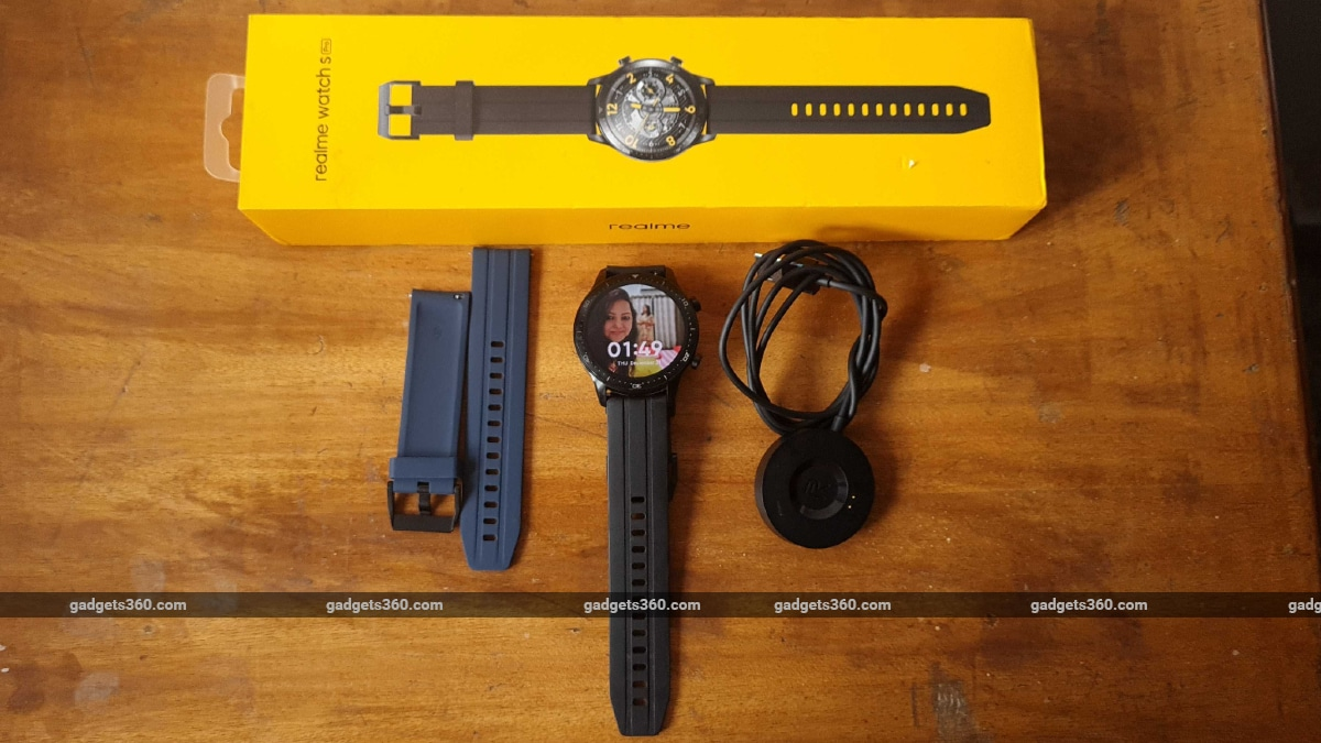 realme watch s pro 6 Realme Watch S Pro