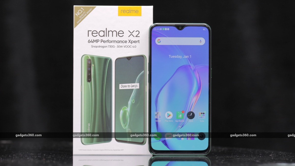 Realme X2 First Impressions
