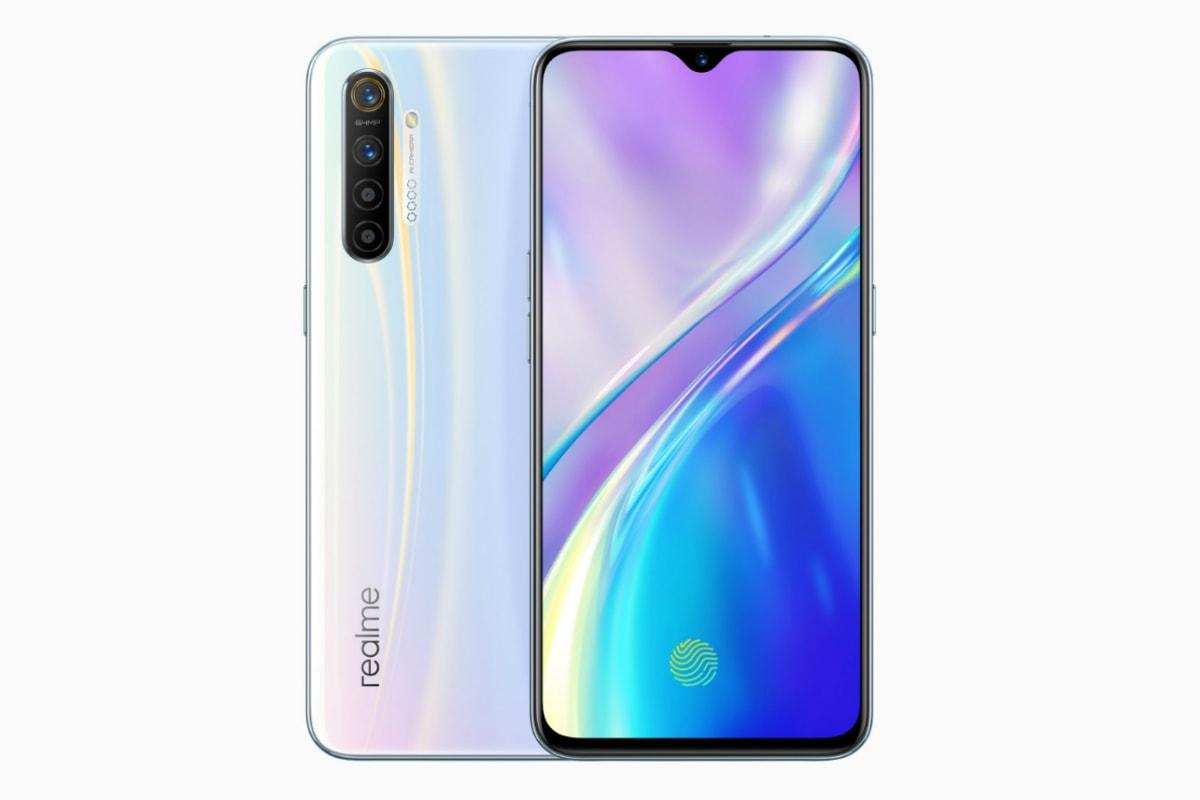 Real me X2 phones under 40,000 in Nepal