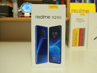Realme X2 Pro Revealed to Offer 50W Super VOOC Fast Charging Support