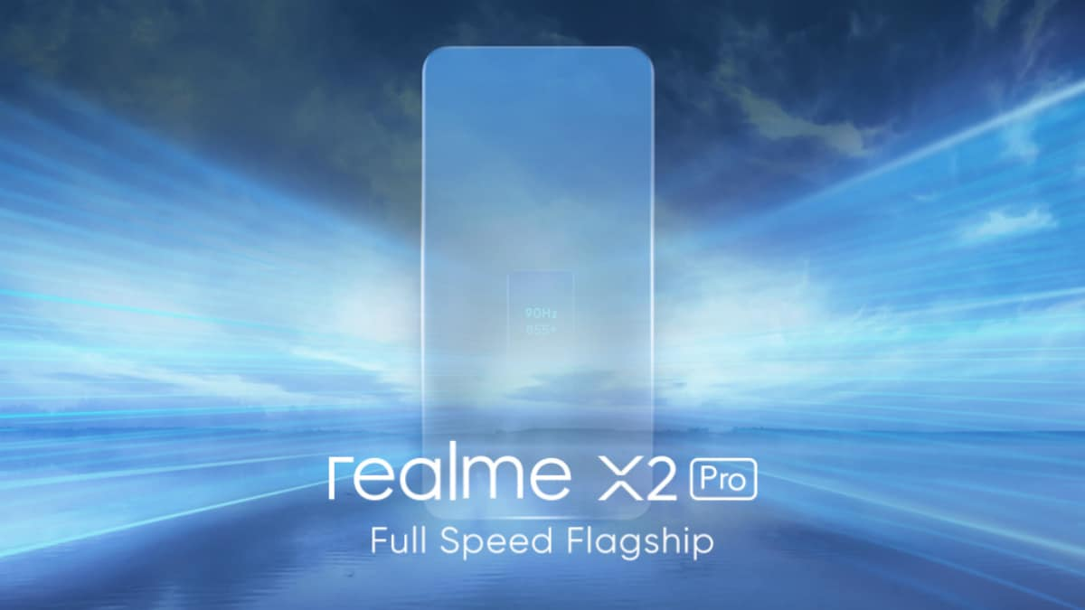 Realme X2 Pro Teased to Debut With Dual Stereo Speakers, Dolby Atmos Audio