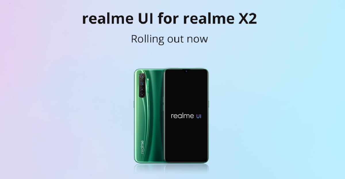 Realme X2 Starts Receiving Realme UI With Android 10 Update: All You Need to Know