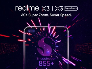 Realme X3 Series Teased to Sport Snapdragon 855+ SoC, Spotted on Geekbench Ahead of Launch