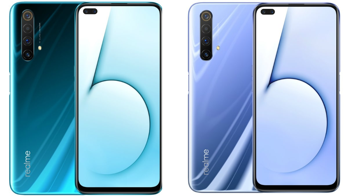 Realme X50 5G Smartphone With 64-Megapixel Quad Camera Setup, Realme UI Launched: Price, Specifications