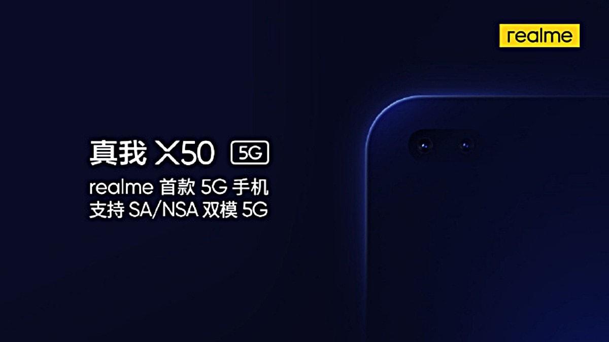 Redmi K30 কে টেক্কা দিতে শীঘ্রই লঞ্চ হবে Realme X50