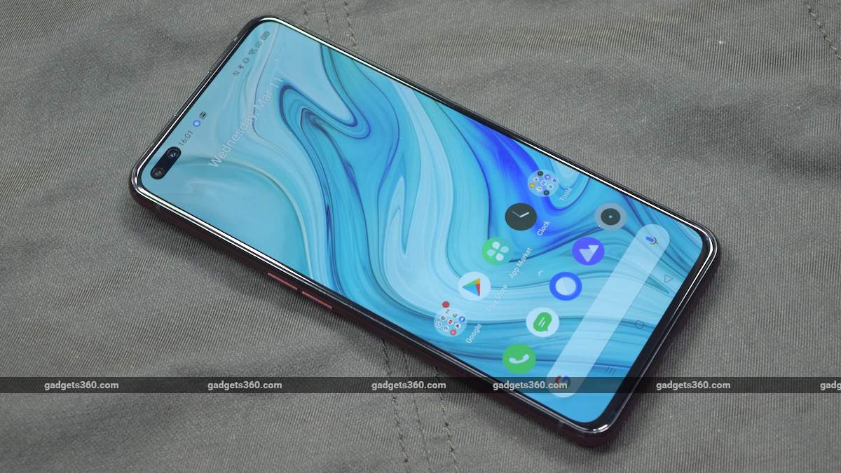 Realme X50 Pro 5G's First Sale in Four Months to Take Place on July 13: Price in India, Specifications