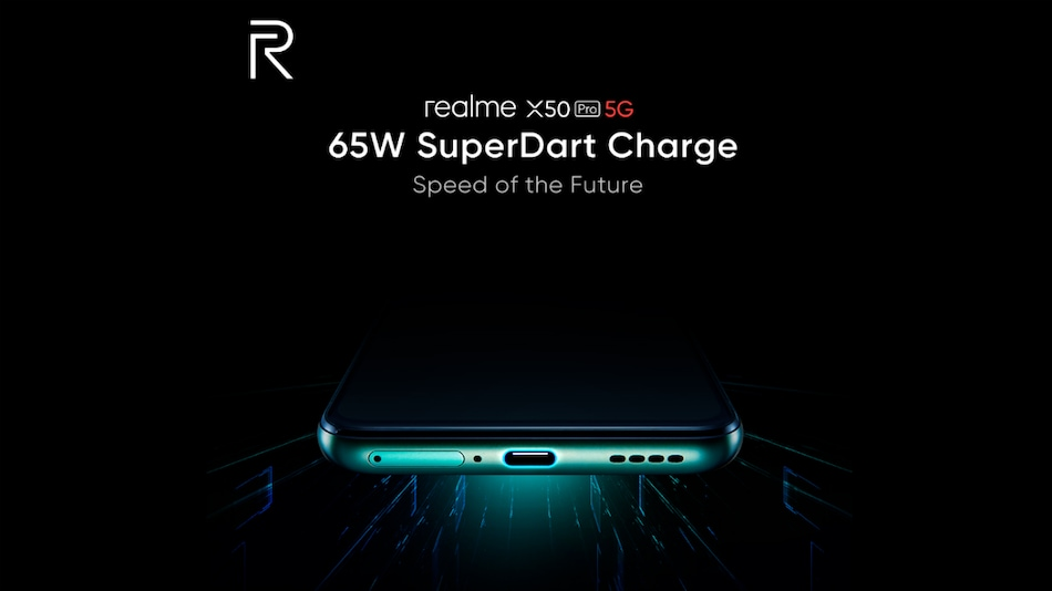 Realme X50 Pro 5G to Feature 65W SuperDart Charge Fast Charging Tech, India CEO Takes a Dig at Xiaomi