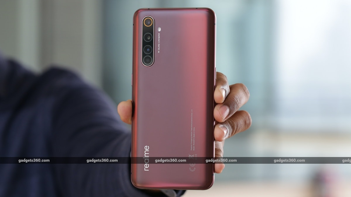 Realme X50 Pro 5G smartphone gets official