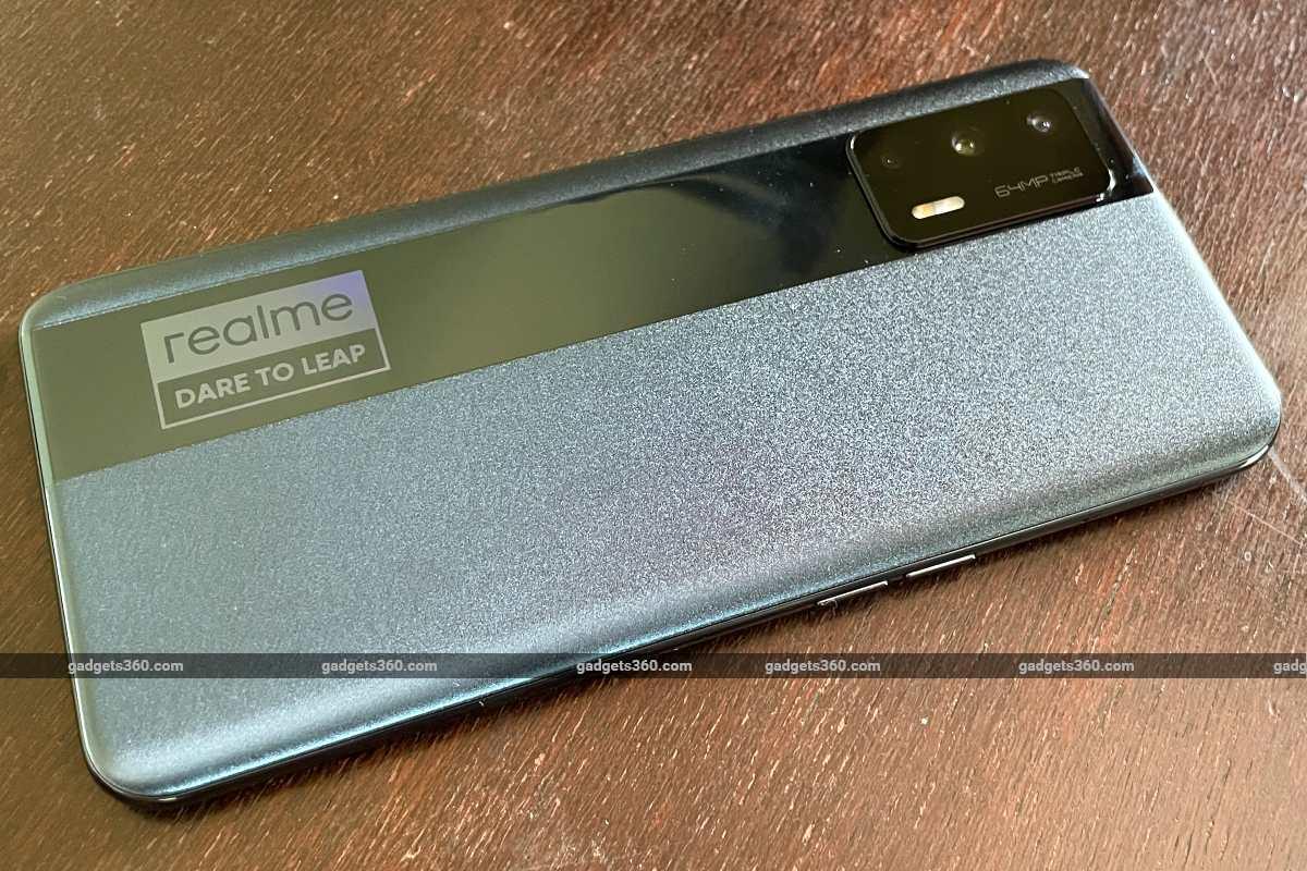 realme x7 max 5g camera back image gadgets 360 Realme X7 Max 5G  Realme
