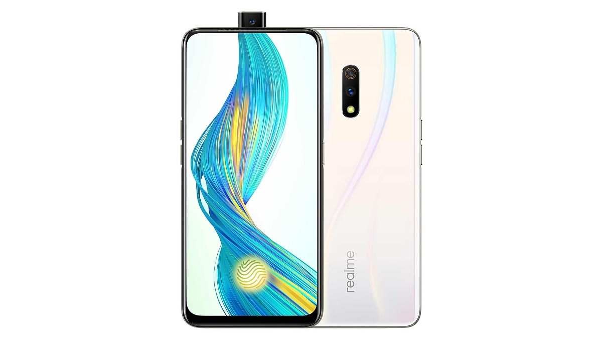 Realme X Sale Today via Flipkart, Realme Website: Check Price, Offers, Specifications