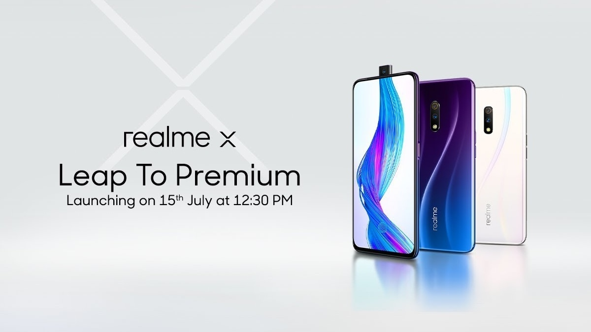 Realme X, Realme 3i India Launch Today: How to Watch Live Stream, Expected Price, Specifications, and More