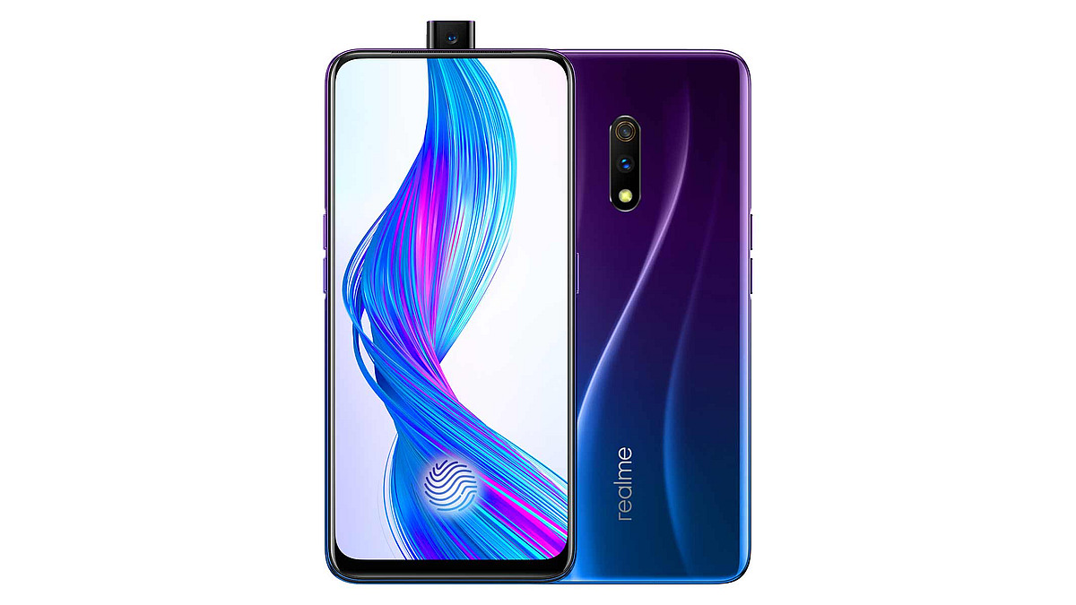 new arrival 67419 d8835 Realme X to Go on Sale in India Today via Flipkart, Realme Online ...