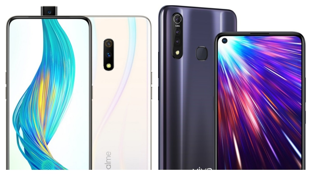 Realme X vs Vivo Z1 Pro: Price in India, Specifications Compared