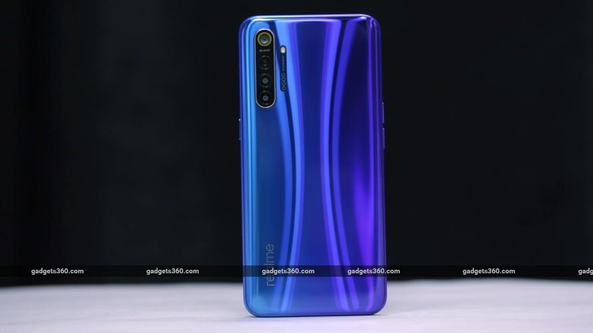 Realme XT लॉन्च हुआ भारत में, 64 मेगापिक्सल कैमरे से है लैस