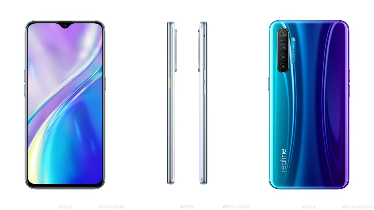 Realme XT Detailed in China, Specifications to Include Snapdragon 712 SoC, Up to 8GB of RAM, 4,000mAh Battery