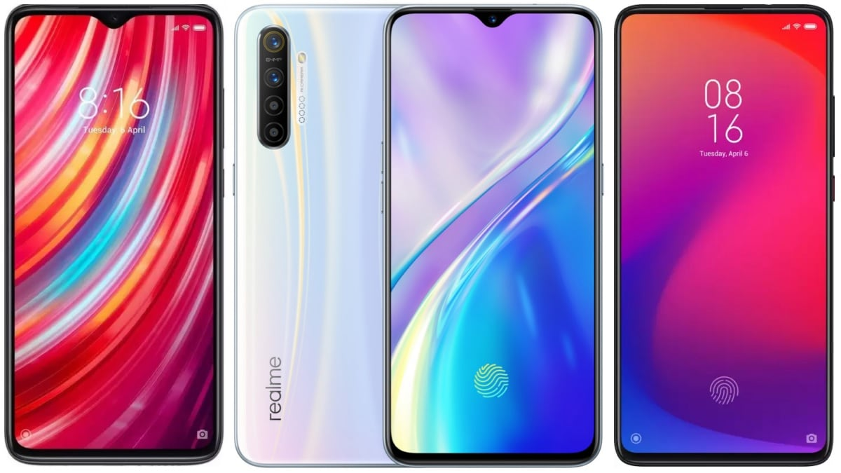 Realme X2 vs Redmi Note 8 Pro vs Redmi K20: Price, Specifications Compared