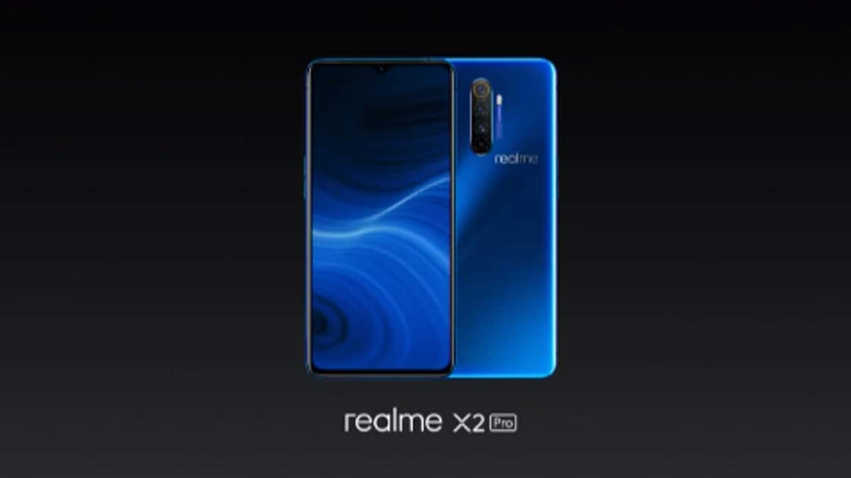 Realme X2 Pro With 50W Fast Charger Launched at Rs. 29,999; Realme 5s With 48-Megapixel Primary Camera Launched at Rs. 9,999: Highlights