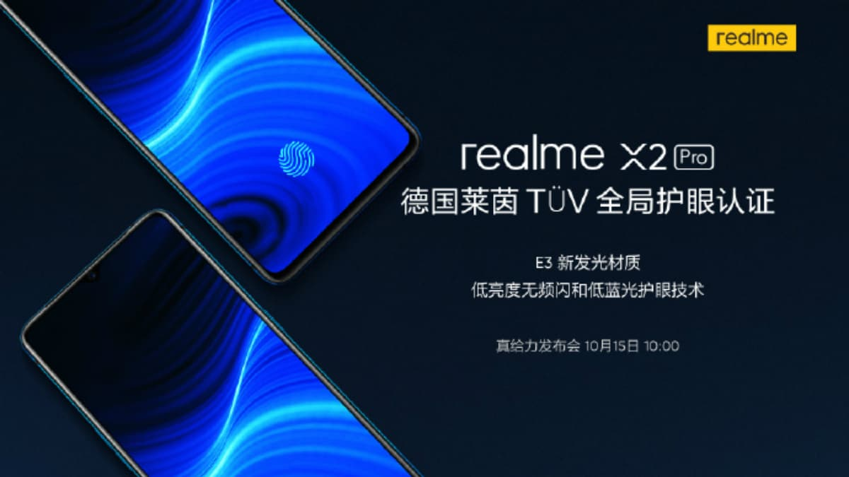 Image result for realme x2 pro design and display