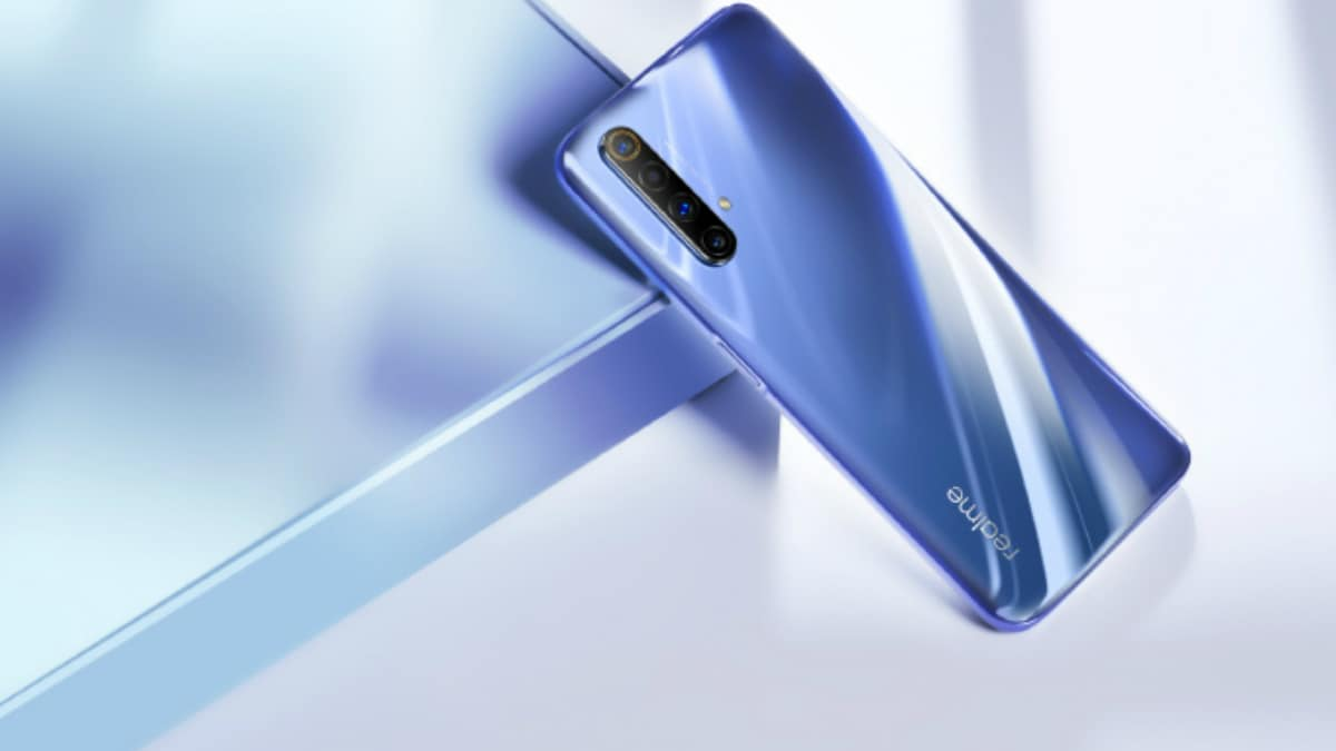 Realme X50 5G Teased to Include Side Fingerprint Sensor, Offer Two Day Battery Life