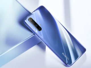 Realme X50 5G to Feature Side Fingerprint Sensor, Offer Two Day Battery Life