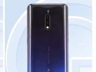 Realme X Confirmed to Pack a 48-Megapixel Sony IMX586 Sensor, TENAA Listing Tips Full Specifications