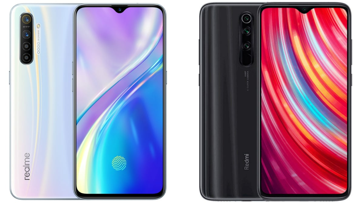 Realme Xt Vs Redmi Note 8 Pro Price In India Specifications Compared Ndtv Gadgets 360
