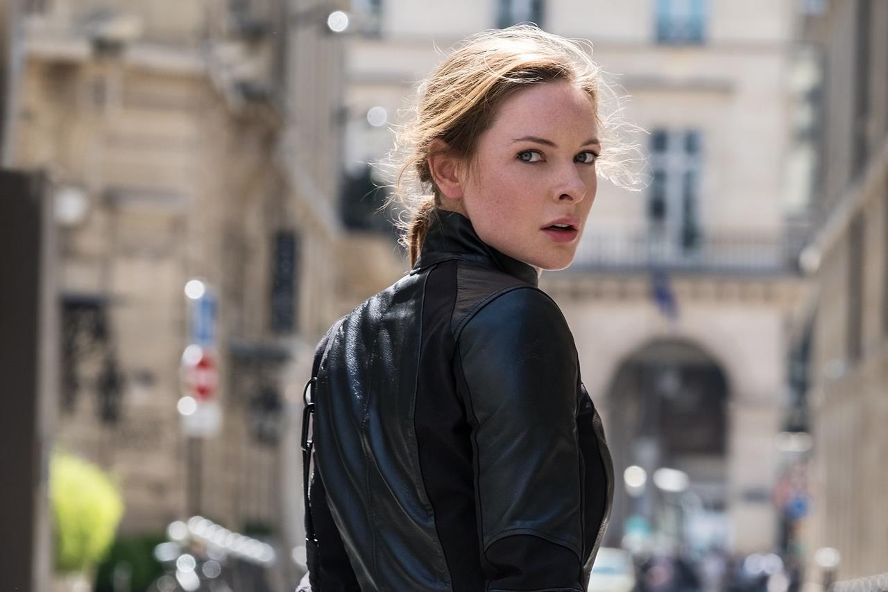 Rebecca Ferguson in Talks to Play Lady Jessica in Denis Villeneuve's Dune: Report
