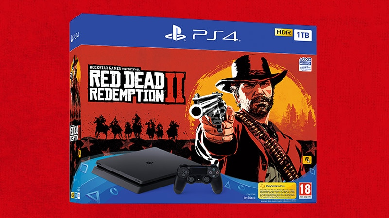 Red Dead Redemption 2 PS4 Bundle Coming to India