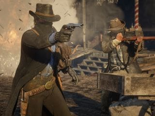 Red Dead Redemption 2 Day One Patch Size Revealed