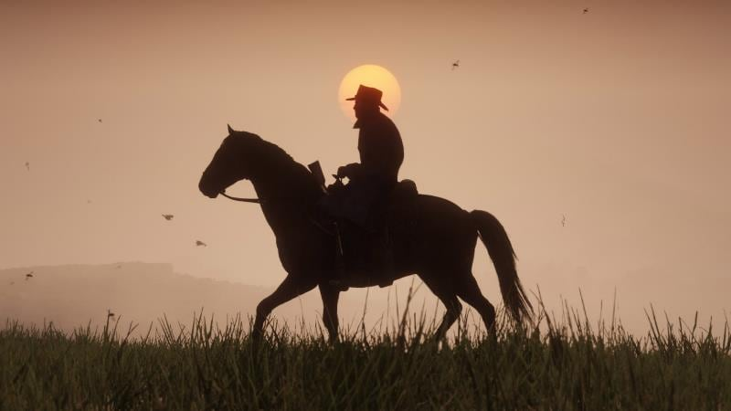 Red Dead Redemption 2 Gameplay Length Is 60 Hours Report