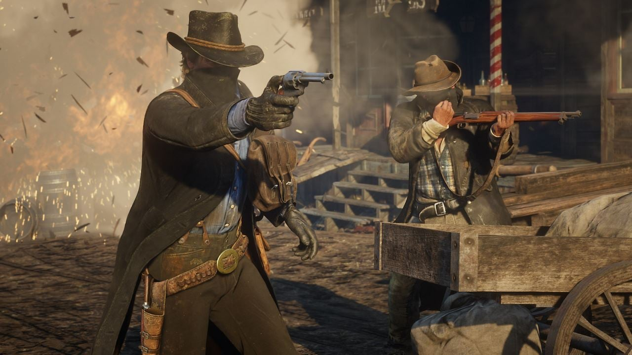Red Dead Redemption 2 Gameplay Leaked Days Before Release Date