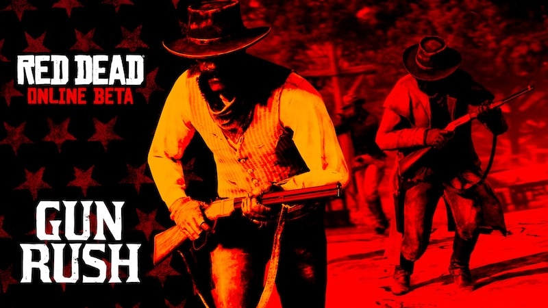 Do Fortnite and PUBG Need to Worry About Red Dead Online's Gun Rush? We Find Out