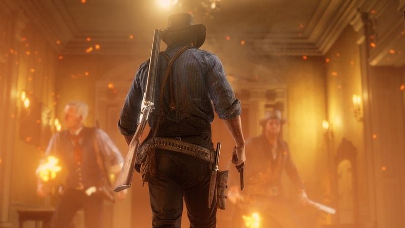 Red Dead Redemption 2 pour Nintendo Switch repéré dans le catalogue en ligne