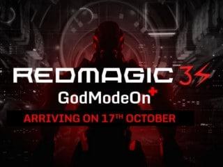 Nubia Red Magic 3S भारत में लॉन्च होगा 17 अक्टूबर को