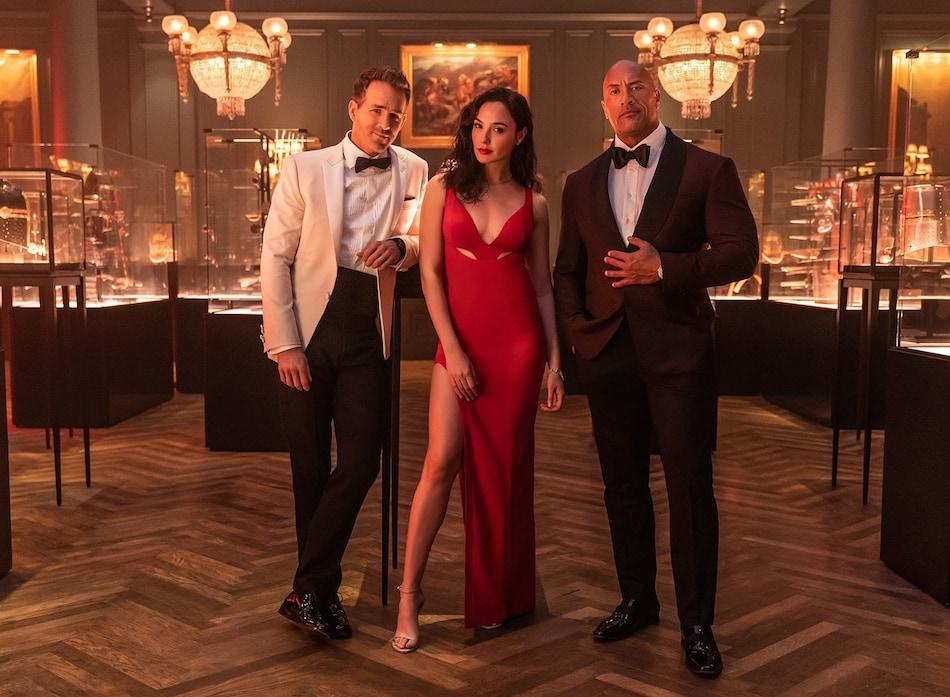 Red Notice Release Date: Dwayne Johnson, Gal Gadot, Ryan Reynolds Netflix Movie Out November 12