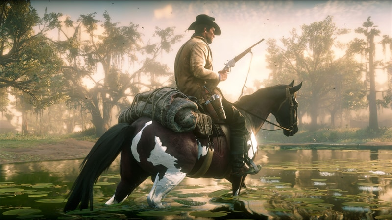 Will Red Dead Redemption 2 Trump GTA V in India?