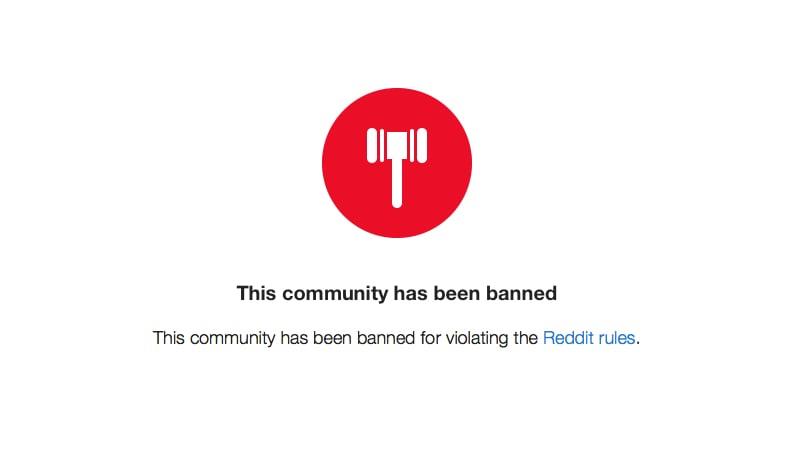 Reddit Bans Popular Alt-Right Subreddits Over Doxing