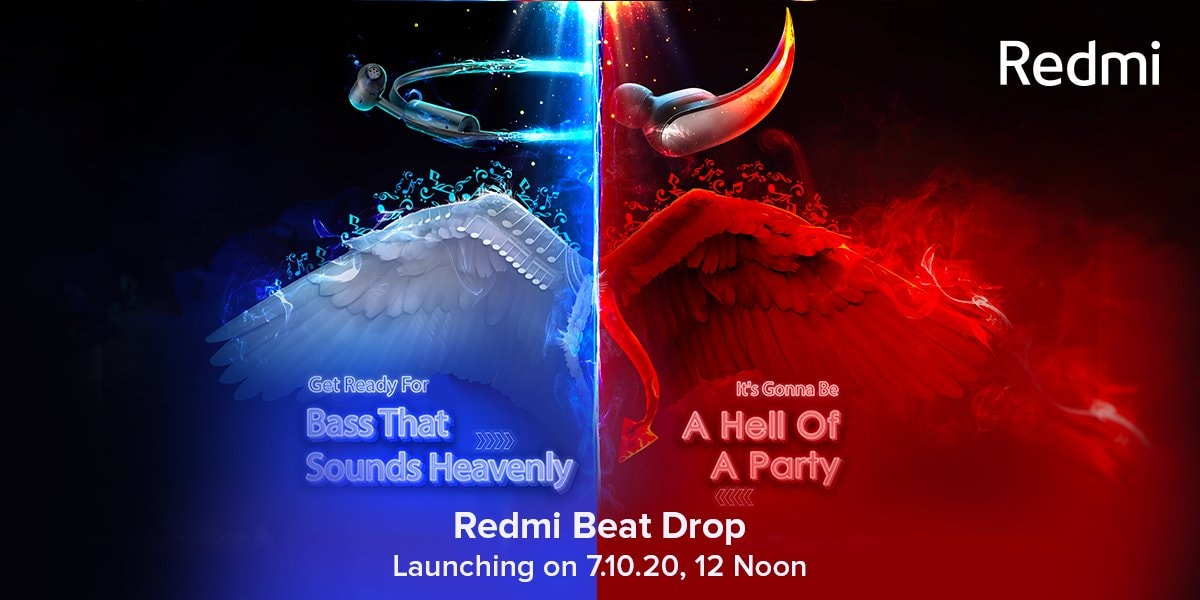 Xiaomi to Launch Two Redmi Audio Products in India on October 7