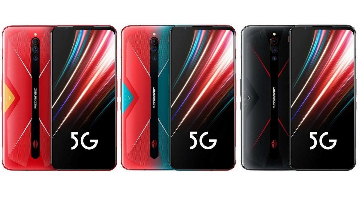Nubia Red Magic 5G With 144Hz Display, 4,500mAh Battery Launched: Price and Specifications