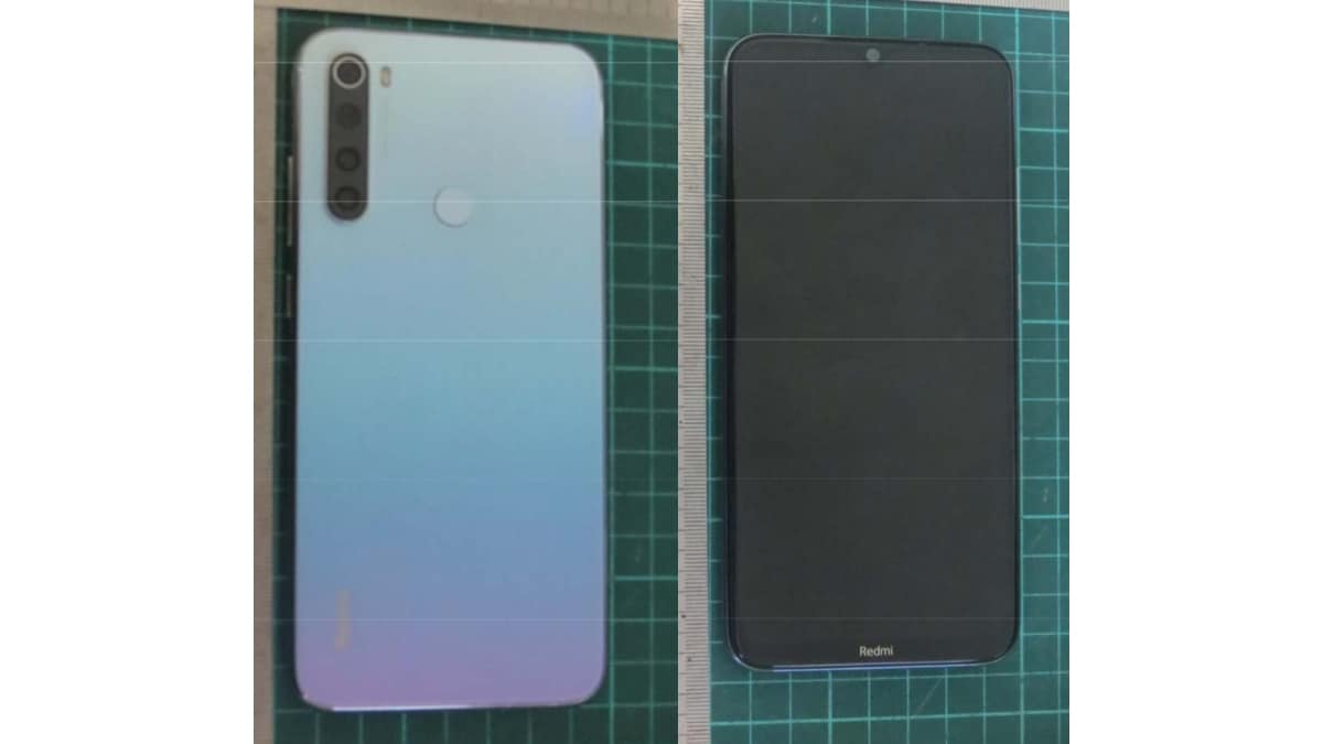 Redmi 8, Redmi 8 Pro Specifications, Design Tipped by US FCC Listing