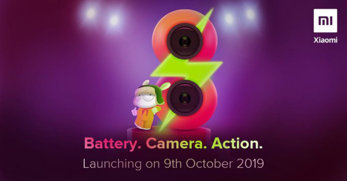 Redmi 8 India Launch Set for Today: How to Watch Live Stream, Expected Price in India, Specifications