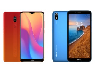 Redmi 8A vs Redmi 7A: Price in India, Specifications Compared
